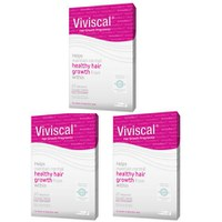 Viviscal Max Hair Growth Supplement (3 x 60) (3 mois d'approvisionnement)