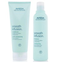 Duo Aveda Smooth Infusion - champú y acondicionador
