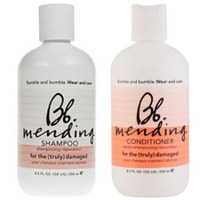 Bumble and Bumble Wear and Care Mending Duo- Champô e Condicionador
