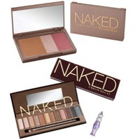 Urban Decay Naked 1 & Naked Flushed Duo