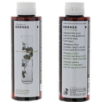 Korres Shampoo Aloe and Dittany For Normal Hair (250ml)