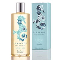Seascape Island Apothecary Unwind Bath Foam (300ml)