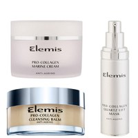 Elemis Aldring Skin Care Collection.