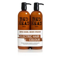 TIGI Bed Head Colour女神Tween Duo (2x750ml) (价值 49.45 英镑)