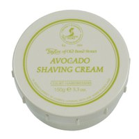 Taylor of Old Bond Street Rasiercreme in der Schale (150 g) - Avocado