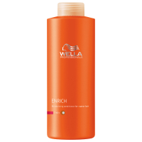 Wella Professionals Enrich Coarse Conditioner (1000 ml) (im Wert von £ 58,50)