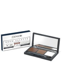 Eylure Brow Palette i Mid Brown
