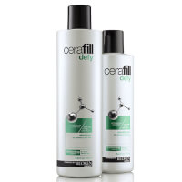 Redken Cerafill Defy Shampoo 290ml & Conditioner 245ml (Bundle)