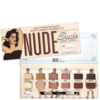 theBalm Nude Dude Eyeshadow Palette 9,6 g