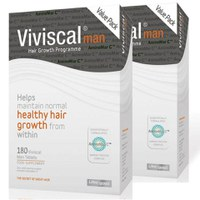 Viviscal Man 6 Month Supply Tablets (360 tabletter)