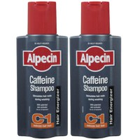 Alpecin Caffeine Shampoo C1 Duo (250ml)