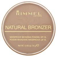 Rimmel Natur Bronzer - Sun Bronze
