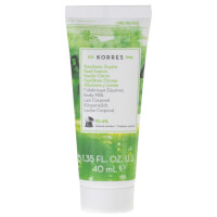 KORRES Body Milk med Sitron og Basilikum (40 ml)