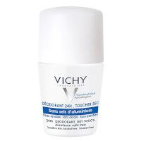 Vichy Deodorant 24-timers Aluminium Salt-Free Roll-on 50ml.