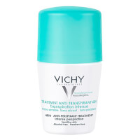 Vichy Deodorant 48Hour Intensive Anti-Perspirant Roll On 50ml.