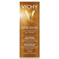 Vichy Ideal Soleil Self Tan Face and Body 100ml