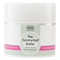 Mama Mio The Tummy Rub Butter Beurre Corporel Pour l'Abdomen (120g)