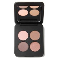 Sombra de Ojos Pressed Mineral Eyeshadow Quad de Youngblood - Timeless