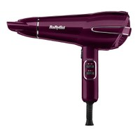 BaByliss Elegance 2100 Hair Dryer - Raspberry