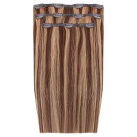 Extensiones de cabello Deluxe Clip-in de 45,7 cm de Beauty Works - Blondette 4/27
