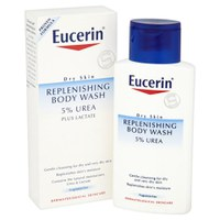 Eucerin® Dry Skin Replenishing Body Wash 5% Urea Plus Lactate (200ml)