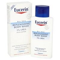 Eucerin® Dry Skin Replenishing nettoyant corps peaux sèches 5% urée avec lactate (200ml)