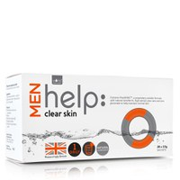 Works with Water Help: Clear Skin Soluble Supplement for menn (28 x 3.5g)