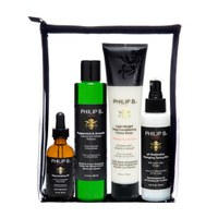 Four Step Hair and Scalp Treatment Set de Philip B