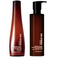 Shu Uemura Art of Hair Shusu Sleek Shampoo (300ml) und Spülung (250ml)