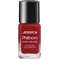 Esmalte de Uñas Cosmetics Phenom de Jessica Nails - Jessica Red (15 ml)