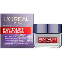 Crema de día Filler Renew Anti-Ageing Day Cream de L'Oréal Paris Revitalift 50 ml