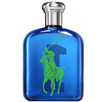 Fragancia Big Pony 1 Blue Eau de Toilette de Ralph Lauren (75 ml)