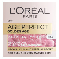 Crema de díaAge Perfect Golden Age Rosy Refortifying Day Cream de L'Oréal Paris (50 ml)