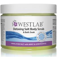Westlab Detox Himalayan Salt Body Scrub