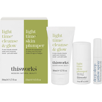Kit de tratamiento Light Time Starter Kit de This Works: