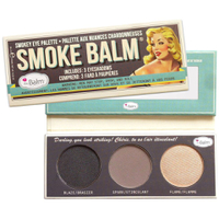 Set 1 Smoke Balm theBalm