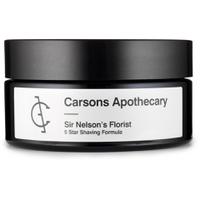 Carsons Apothecary Sir Nelson's Florist Shaving Cream