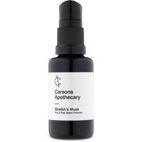 Carsons Apothecary Sheik's Musk Shaving Oil