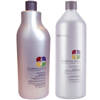 Pureology Hydrate Shampoo and Conditioner (1000ml)