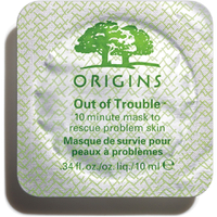 Mascarilla Facial de 10 Minutos Out of Trouble de Origins 10 ml
