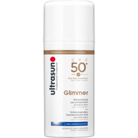 Lotion de protection solaire scintillante SPF50 de Ultrasun (100 ml)