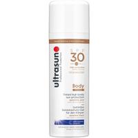 Lait de protection solaire teinté pour le corps SPF30 de Ultrasun (150 ml)