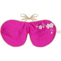 Holistic Silk Lavender Augenmaske - rosa Blüte