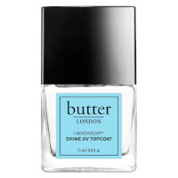 Hardwear Shine UV Topcoat de butter LONDON 11ml