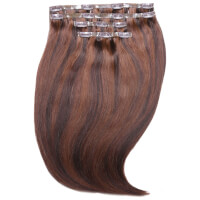 "Extensiones de Pelo Invisi-Clip-In 18"" Jen Atkin de Beauty Works - Caramelt 2/4/6"