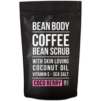 Bean Body Coffee Bean Scrub 220g - Cocoberry