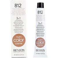 Nutri Color Crème Revlon Professional 812 Beige Blonde 100 ml