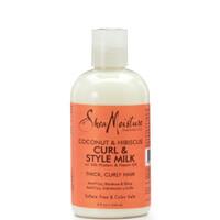 Leche Curl & Stylede Coco e Hibisco deShea Moisture 254 ml