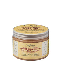 Shea Moisture Jamaican Black Castor Oil Strengthen, Grow & Restore Treatment Masque 326ml