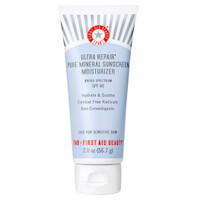 First Aid Beauty Ultra Repair Pure Mineral Sunscreen Moisturizer SPF40 56.7g